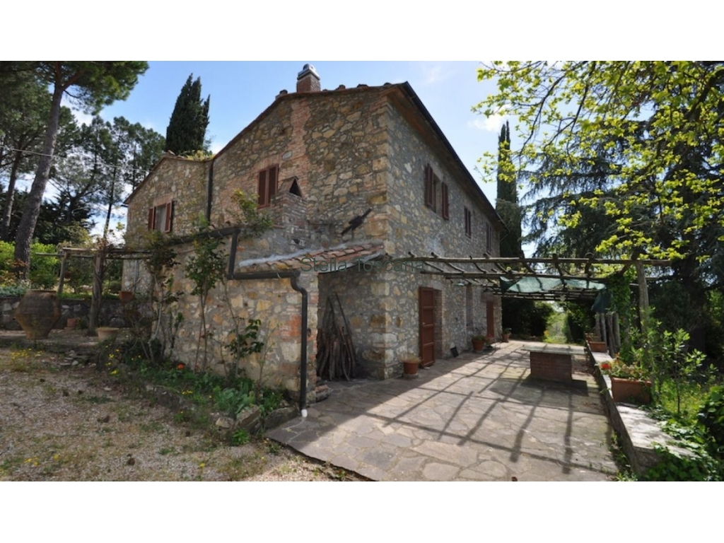 COUNTRY HOUSE WITH SEA VIEW IN MONTEROTONDO MARITTIMO